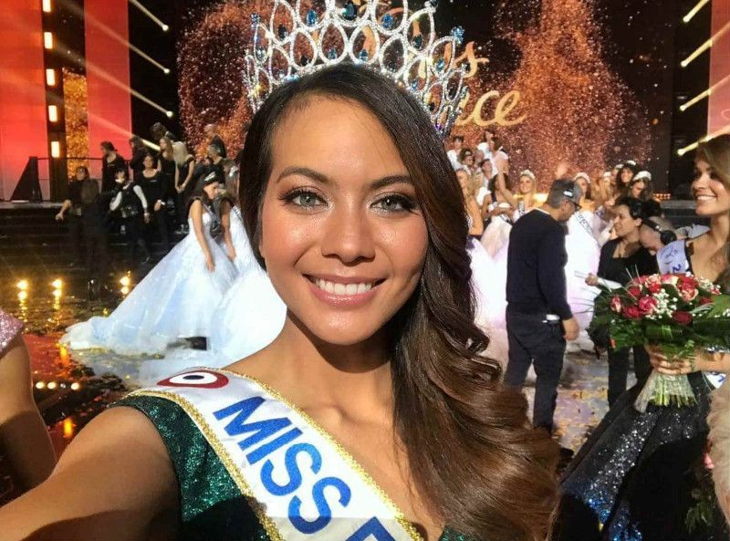 photos   vaimalama chaves est miss france 2019    u0026quot je ne