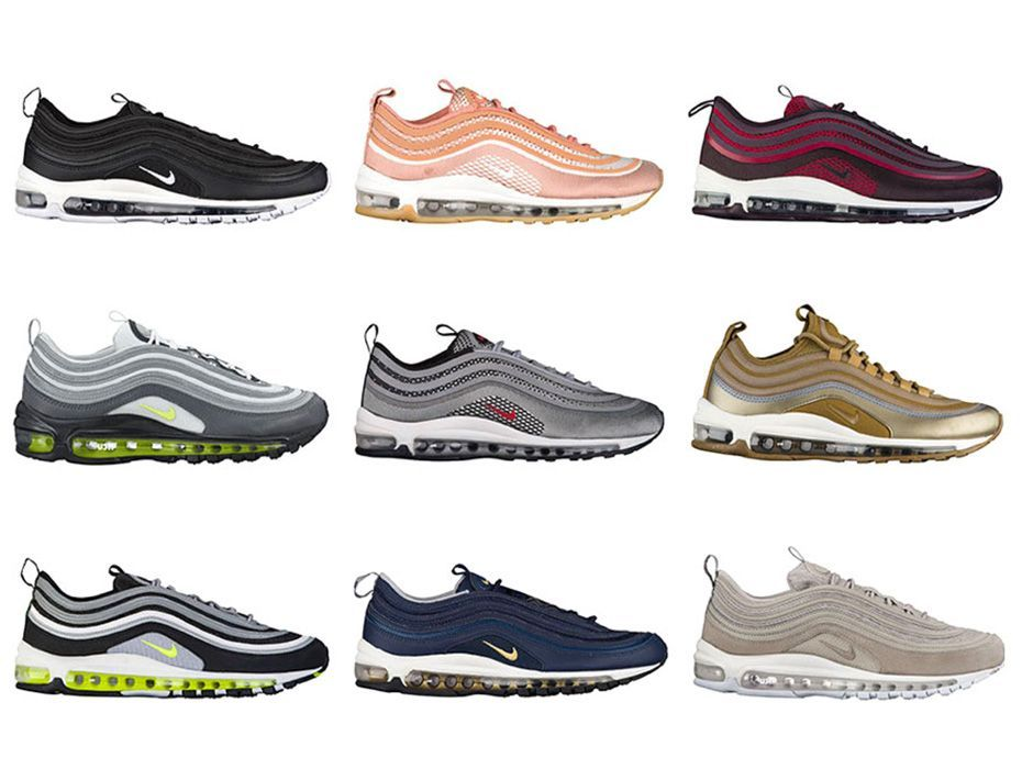 air max 97 rose paillette