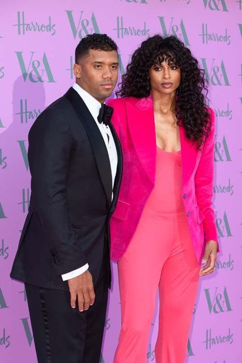 Pourquoi Ciara et Russell Wilson reviennent toujours à Londres ?