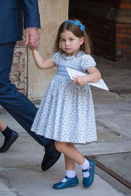 Princesse Charlotte : son accessoire à 8E que TOUTES les fashionistas veulent lui piquer !