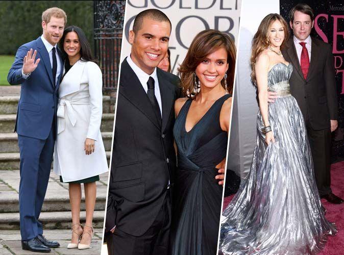 Public Royalty  ces stars qui auront le même anniversaire de mariage que  le Prince Harry et Meghan Markle !