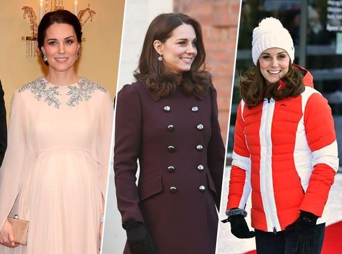 Public Royalty : Kate Middleton quitte la Norvège en toute beauté !