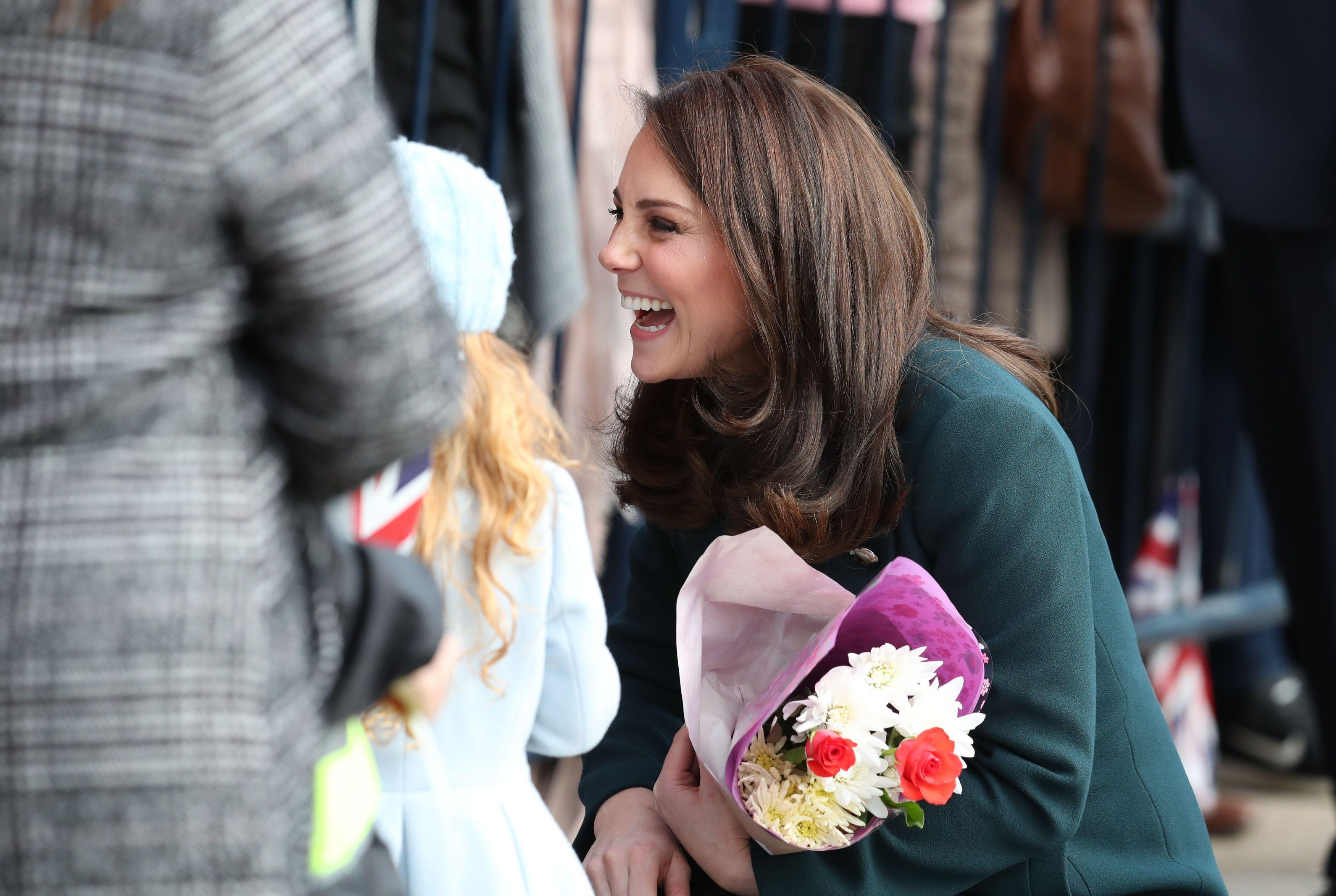 Public Royalty : Kate Middleton : son gynéco ne l'abandonnera pas !