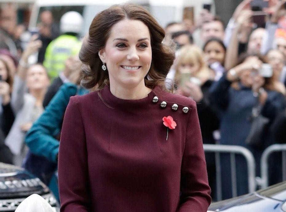 Public Royalty : Kate Middleton, une femme enceinte engagée !