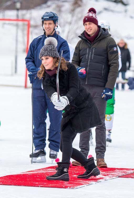 Public Royalty : les folles aventures de Kate et William en Suède !