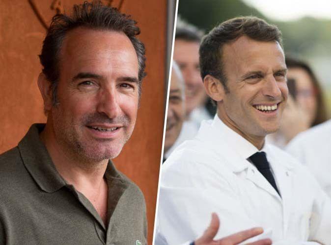 Jean dujardin et nathalie p chalat enfin une premi re for Jean dujardin instagram