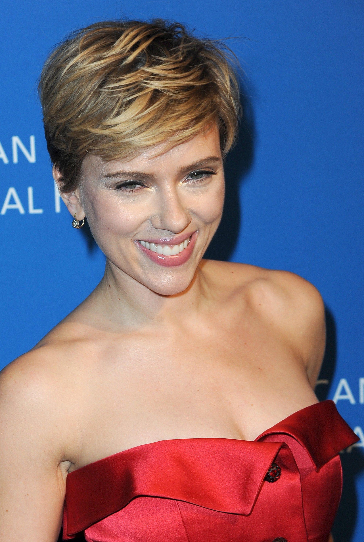 Scarlett Johansson : c'est officiel avec son nouveau mec !