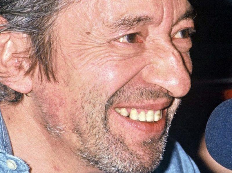 Serge Gainsbourg polygame : Sa première femme balance sur ses infidélités à répétition ! - Public.fr