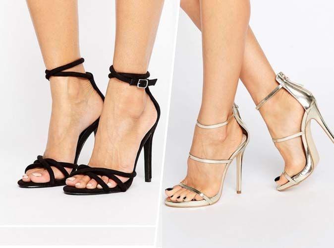 6999d095f411 Shopping Mode    PartyGirl   59 paires de sandales à talons à moins de 50€ !