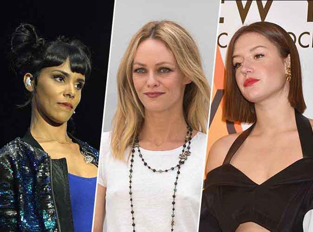 Shy'm, Vanessa Paradis, Adèle Exarchopoulos... les célébrités les plus dangereuses de 2018 !