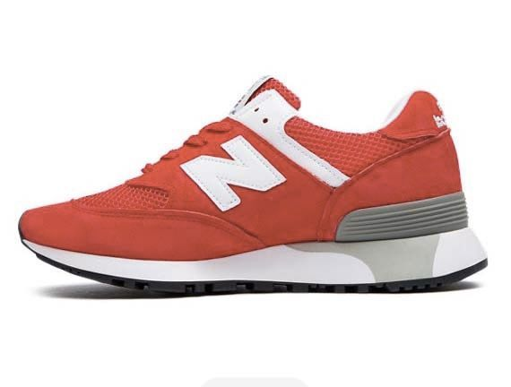 new balance rouge hanouna
