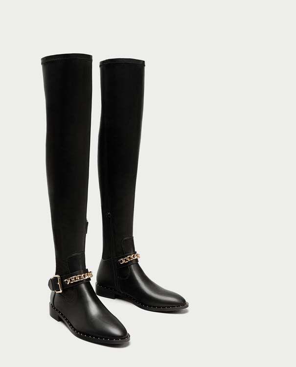 Soldes Chez Pièces Shopper À Zara 201811 D'hiver nPk0Ow