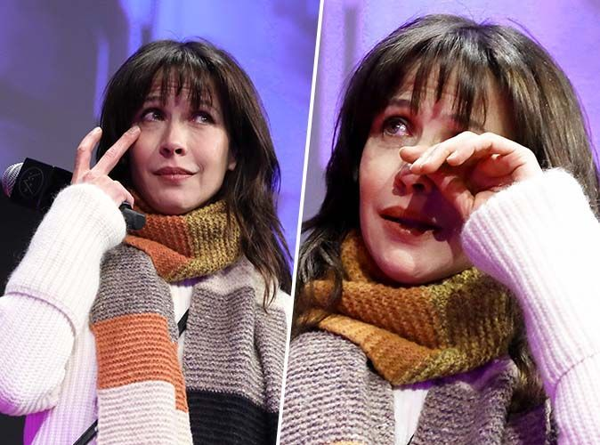 Sophie Marceau : Pourquoi était-elle en larmes au Festival d'Alpe d'Huez ?