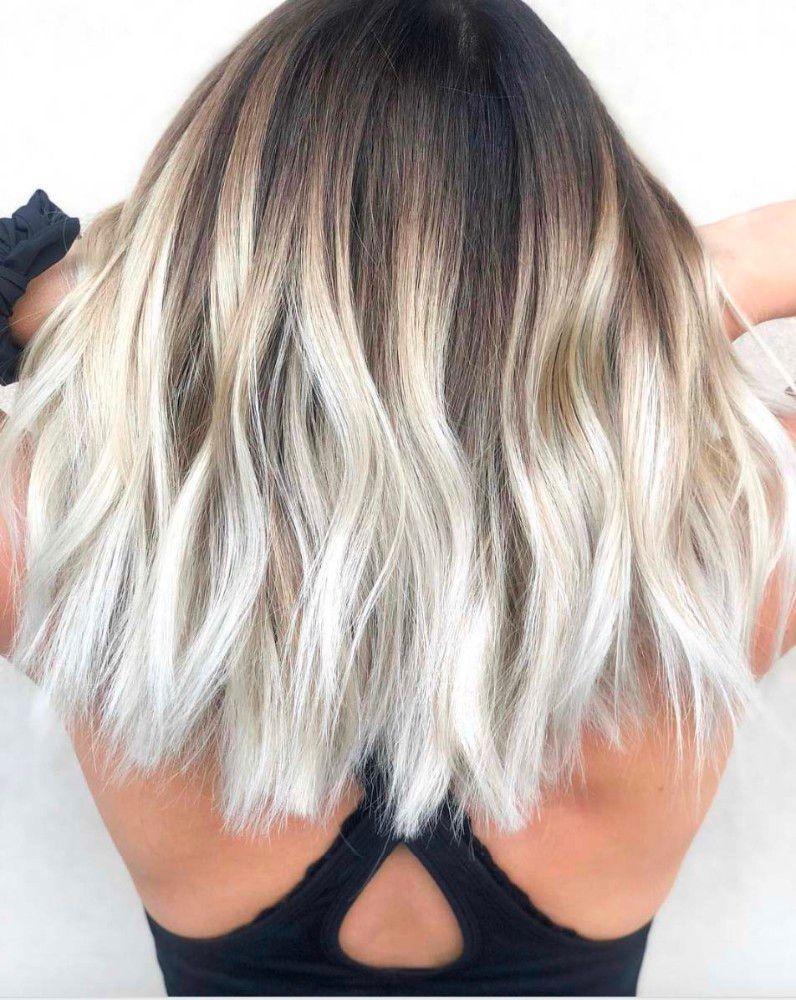 Spotted Decouvrez La Coloration De Cheveux La Plus Tendance De L