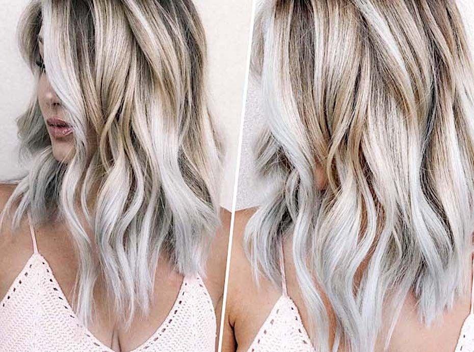 Image couleur cheveux 2018