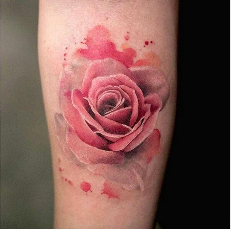 Spotted Le Tatouage Couleur Rose Nouveau Must Have Des Inkaddicts