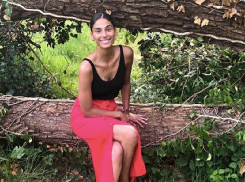 Tatiana Silva (Joséphine Ange Gardien) : les jolies photos topless faites pour l'élection de Miss Belgique 2005