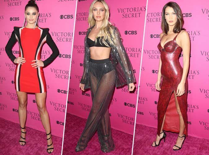 Taylor Hill, Candice Swanepoel, Bella Hadid... tous les looks de la soirée Victoria's Secret à New York !