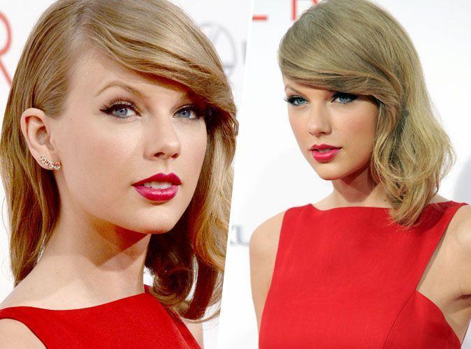 Taylor Swift fête ses 28 ans : shoppez ses 5 rouges à lèvres rouges iconiques