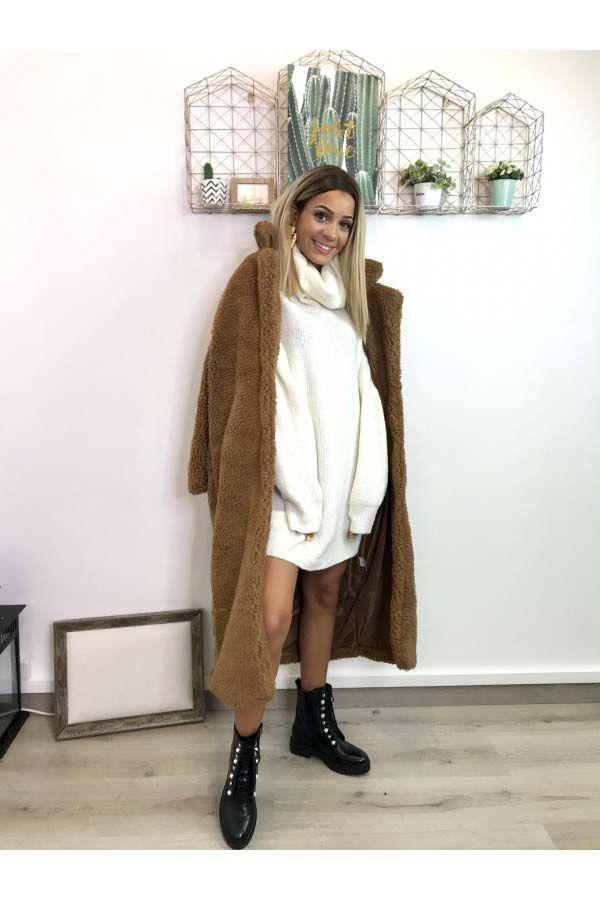 acheter populaire 7e8d0 3e61e Teddy Bear Coat : 25 alternatives au fameux manteau Max Mara