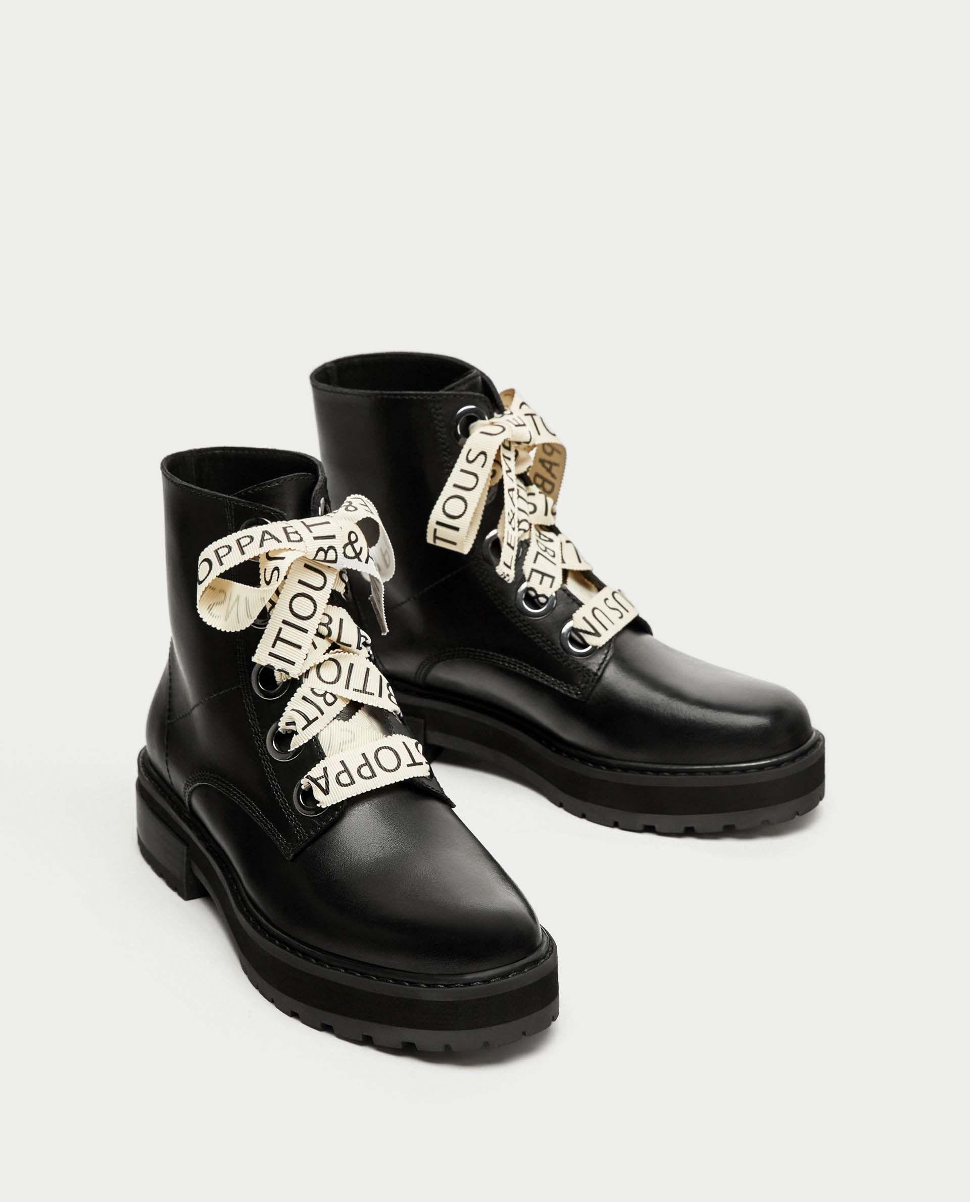 Tendance Boots Nous Font Craquer De Paires 25 Combat Grunge Qui Chic axRTra
