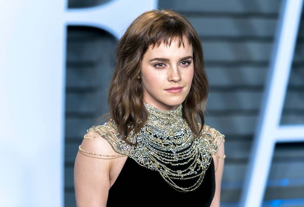 Time's up : le gros fail de Emma Watson aux Oscars !