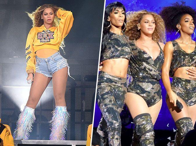 Coachella : Beyonce a enflammé la scène... et a réformé les Destiny's Child
