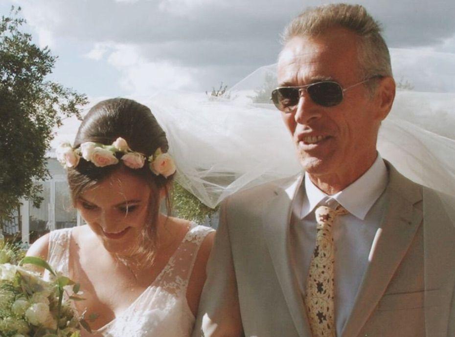 e9893438a50 Youtube   Léa (Jenesuispasjolie)   Les premières photos de son mariage !