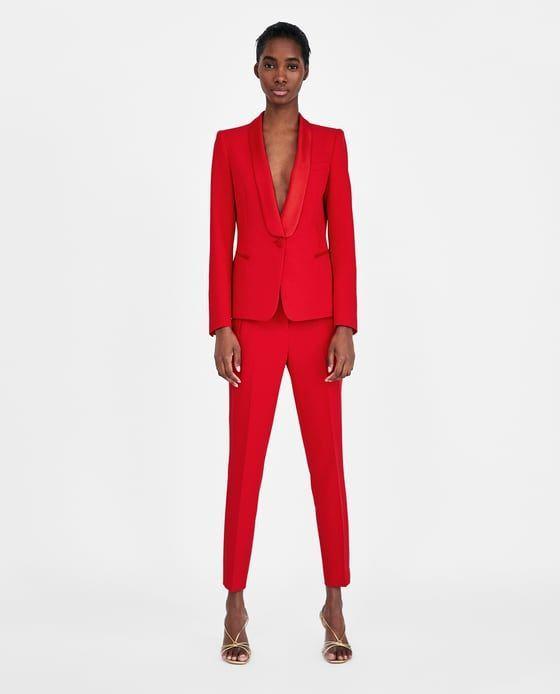 best choice first look new high Zara : cette collection de tailleurs va vous rendre dingue !