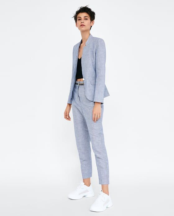 Zara : cette collection de tailleurs va vous