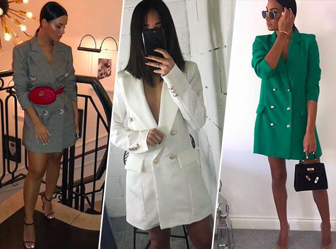 Zara, Missguided, Belmiraz, House of CB... 25 blazers assez longs a8f95a13158c