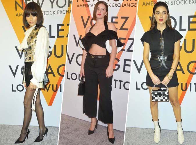 Zendaya Coleman, Adèle Exarchopoulos, Negin Mirsalehi... Les plus beaux looks de la soirée Louis Vuitton
