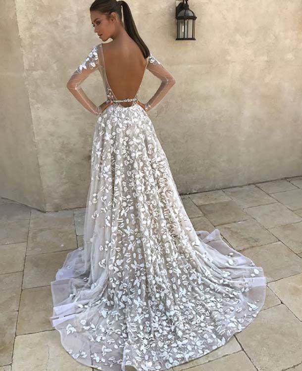 Zoom Sur Berta La Marque Dont Les Robes De Mariées Cartonnent