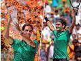 Photos : L'exploit incroyable de Roger Federer face à Rafael Nadal !