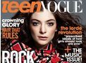 Lorde : trop photoshopée en une du Teen Vogue ?