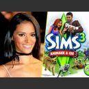 Shy'm, on lui conseille :  Les Sims 3 - Animaux & Cie, sur Nintendo 3DS, EA. 45 €.