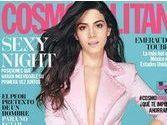 """Emeraude Toubia, la latina de la série """"Shadowhunters"""" en couverture pour le magazine Cosmopolitan Mexique"""