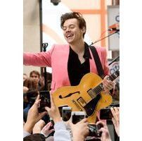 Photos : Harry Styles : Son costume rose vif provoque l'hystérie des fans !