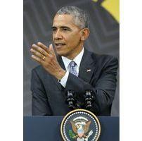 Photos : La classe présidentielle : Barack Obama a droit à un biopic sur Netflix !