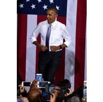 Barack Obama : Filmé par Usher, il se déhanche sur du Drake