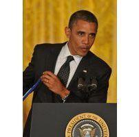 Barack Obama : il fait construire un nouveau bureau Ovale !