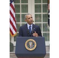 Barack Obama à Washington
