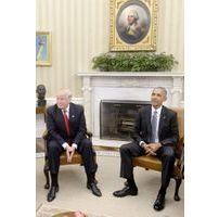 Donald Trump et Barack Obama : première rencontre après l'élection !