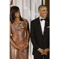 Photos : Barack et Michelle Obama : l'élégance présidentielle par excellence !