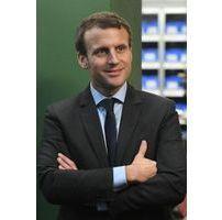 Photos : Emmanuel Macron recrute l'intervieweuse d'Obama !