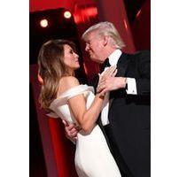 Photos : Investiture de Donald Trump : Le bal d'investiture et les tenues des premieres dames dans l'Histoire !