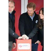 Photos : Kate Middleton, William et Harry : très en forme au marathon de Londres !