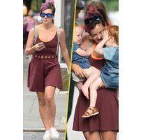 Photos : Lily Allen : retrouvailles touchantes et complices avec ses baby girls !
