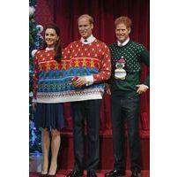 Photos : Prince William, Kate Middleton, Prince Harry... la famille royale est déjà habillée pour Noël