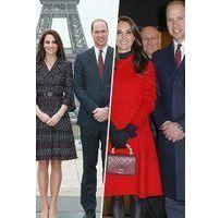 Photos : Visite aux Invalides et match de rugby : le couple royal continue de rayonner à Paris !